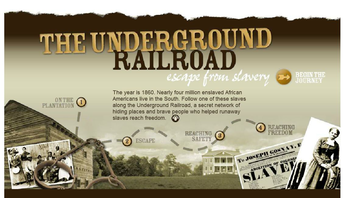 http://teacher.scholastic.com/activities/bhistory/underground_railroad/
