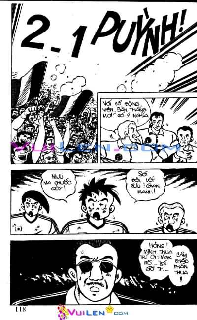 Jindodinho - Đường Dẫn Đến Khung Thành III Tập 36 page 118 Congtruyen24h