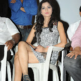 Ruby Parihar Photos in Short Dress at Premalo ABC Movie Audio Launch Function 109