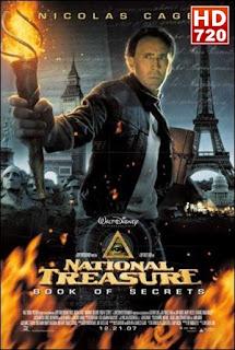 Ver La búsqueda 2: El diario secreto (2007) Online