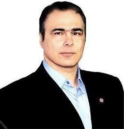 Χρήστος Καλαποθαράκος Βουλευτής Περιφ. Ν. Αττικής