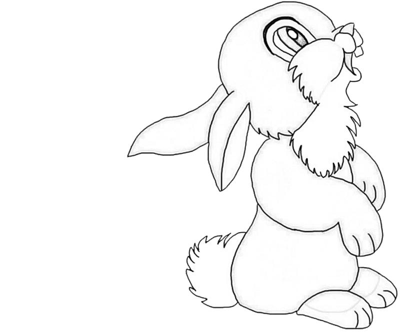 thumper-funny-coloring-pages