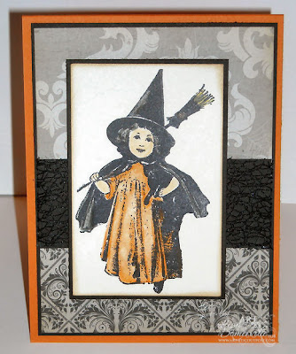 Stamps - Artistic Outpost Vintage Halloween