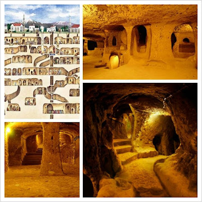 Derinkuyu The underground city