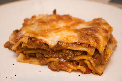 recettes plats  La meilleure lasagne au Québec: la lasagne italienne de Mario