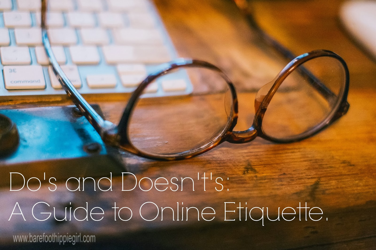 guide to online etiquette