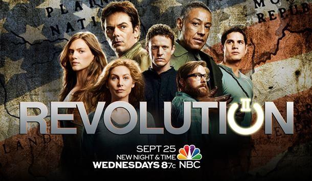 Revolution season 3 premiere date in Brisbane