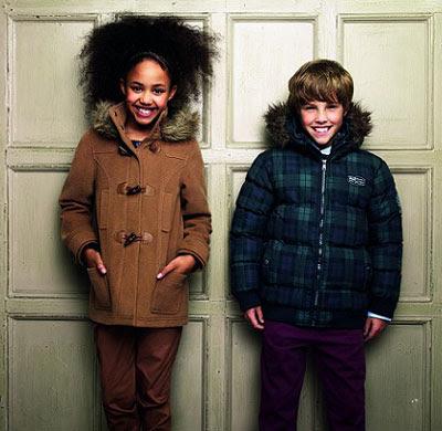 Primark abrigos niños