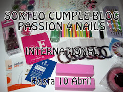 Sorteo en passion 4 nails