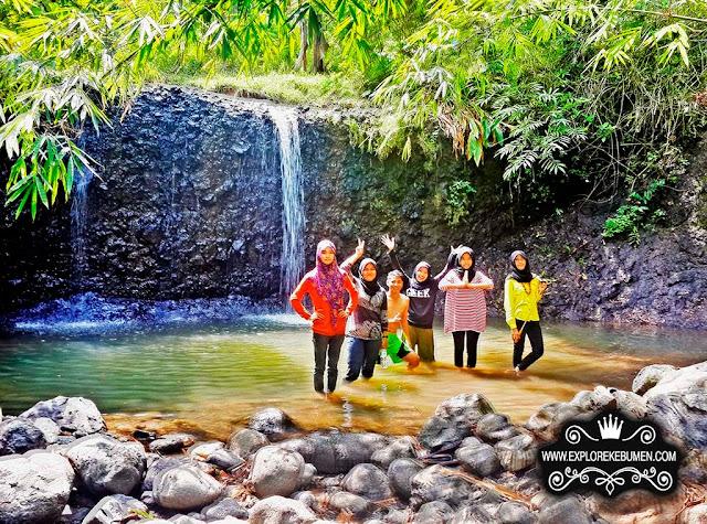 Wisata Air Terjun Kebumen
