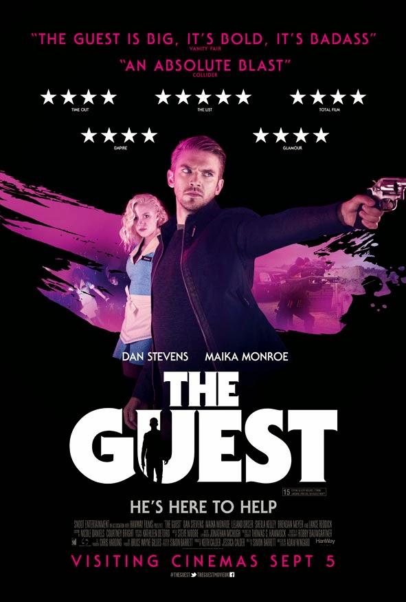 The Guest - Gość - 2014