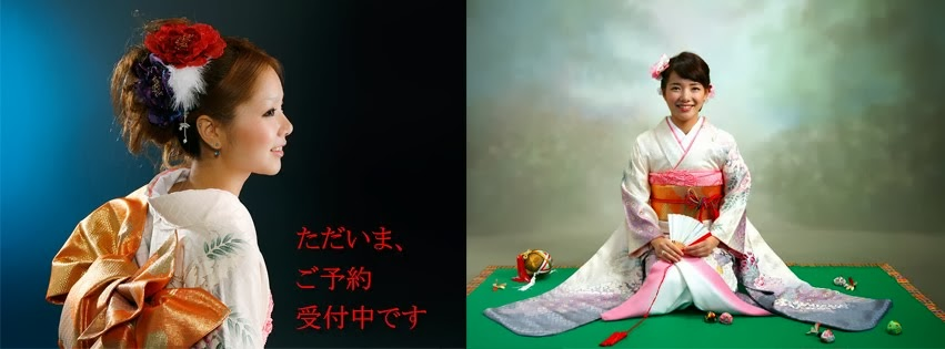 2014成人式撮影01月〜