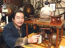 Ichisuke Fujioka dan Hisashige Tanaka, pendiri Laptop Toshiba