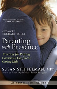 Parenting with Presence cover' border=