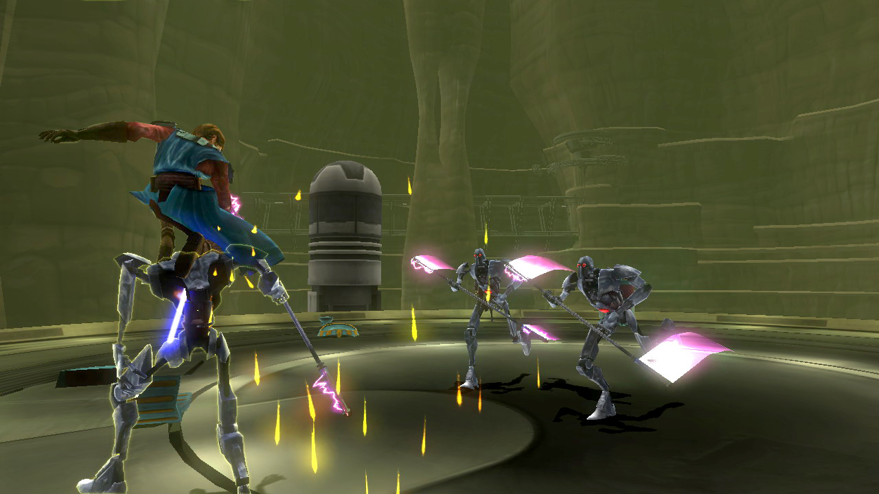 Star Wars: The Clone Wars – Republic Heroes Screenshots
