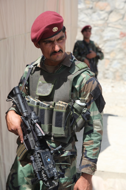 afghan national army (ana) commandos | global military review