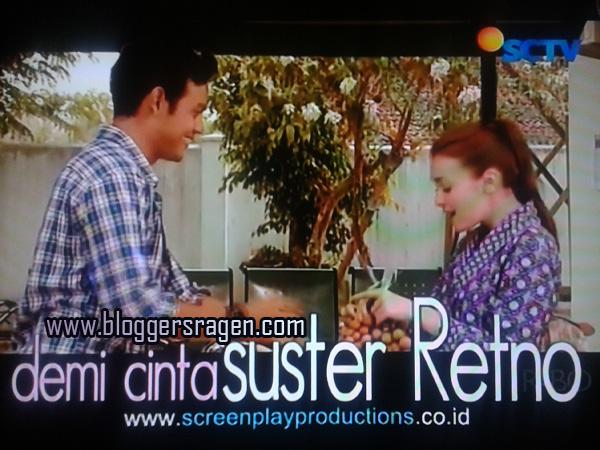 Demi Cinta Suster Retno Film