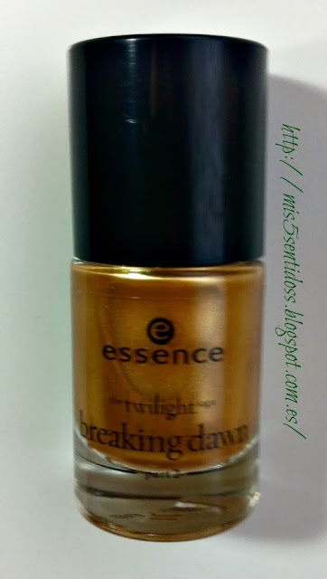 Essence Esmalte de uñas Breaking Down Part Two Nº3