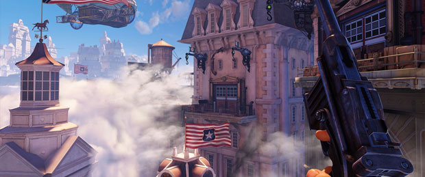 Bioshock Infinite Clash in the Clouds DLC