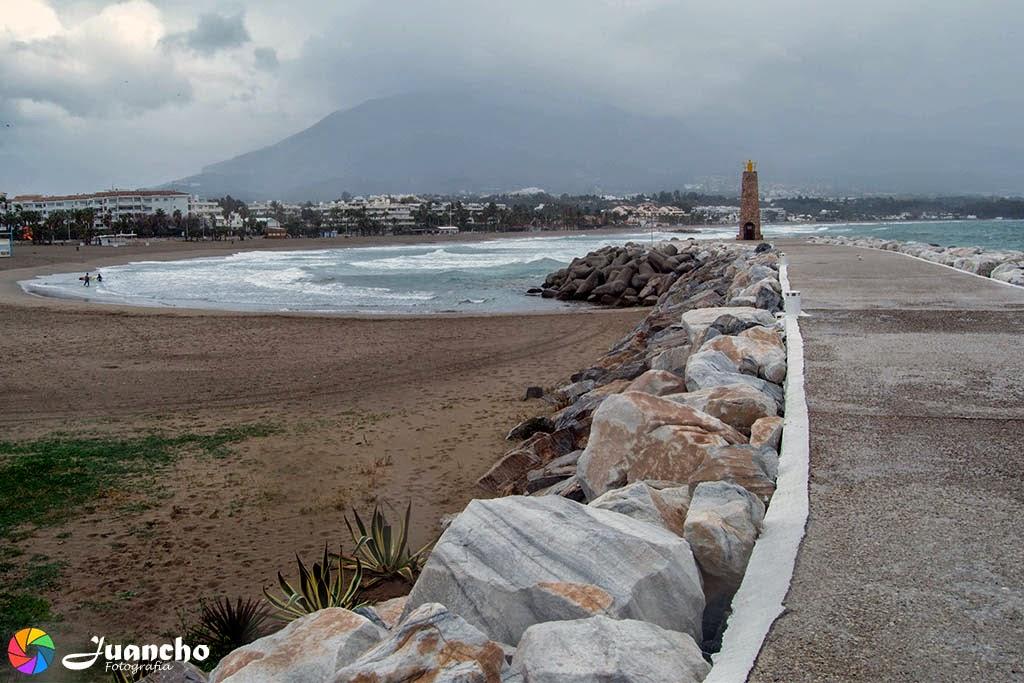 Faro Puerto Banús