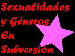 Sexualidades & Generos en Subversion