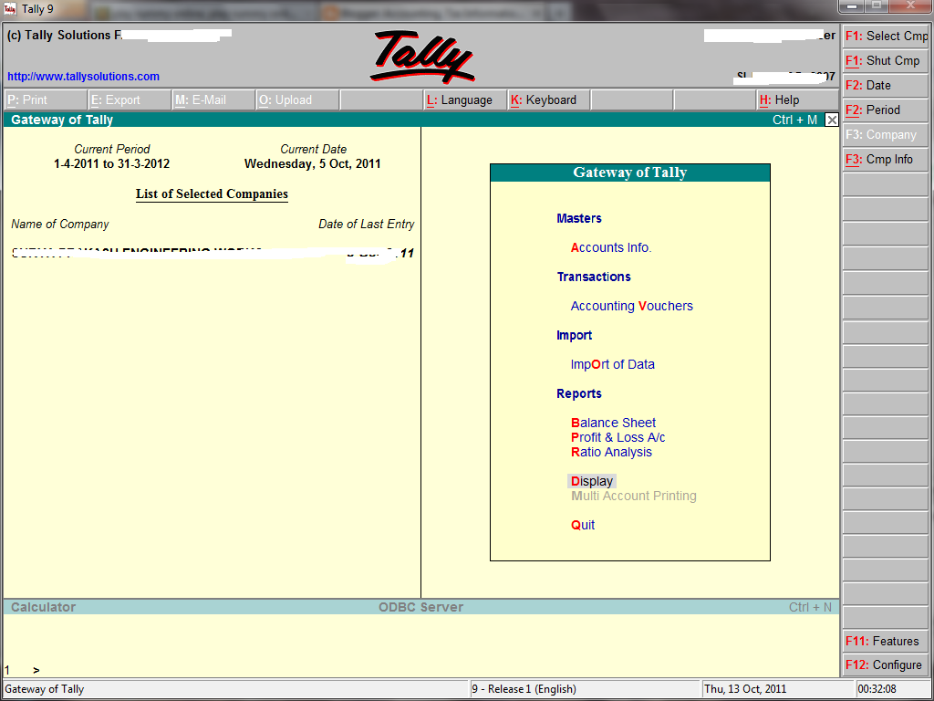 How to delete the voucher in tally accounting taxation how to delete the voucher in tally altavistaventures Image collections