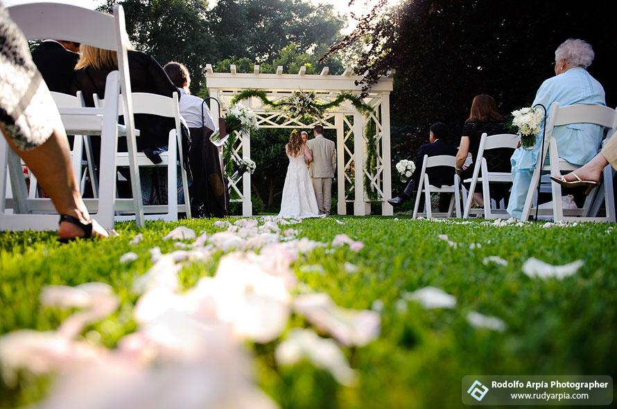 Our Garden Wedding: Lindley-Scott House and Gardens