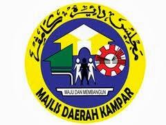 Jawatan Kosong Majlis Daerah Kampar