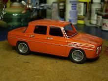 Renault 8 TS / Gordini Bagration