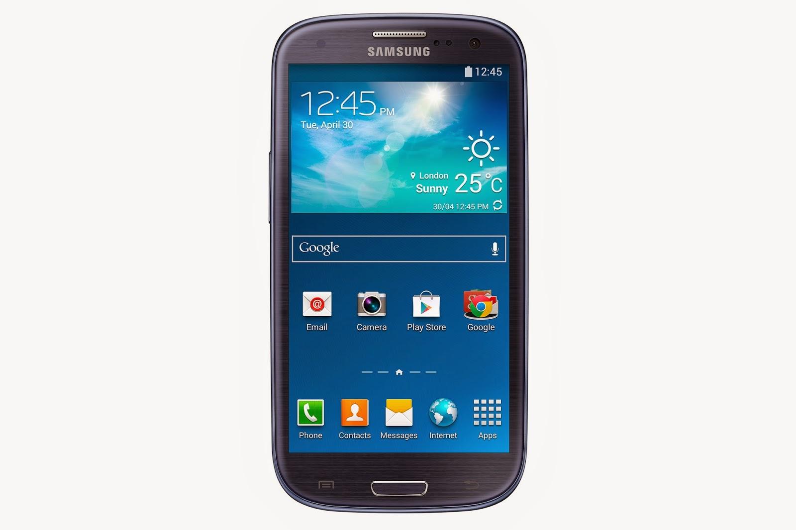 harga fitur spesifikasi Samsung Galaxy S III Neo I9301I