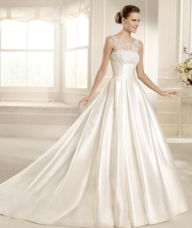 Vestidos de novia la esposa
