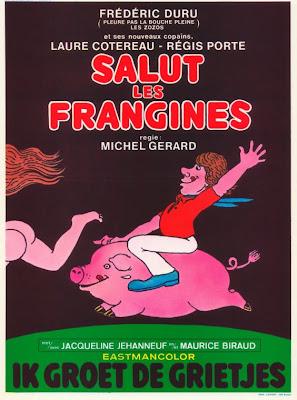 Salut les frangines / Привет, ребята.