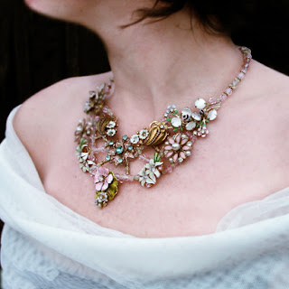 eco friendly wedding jewelry