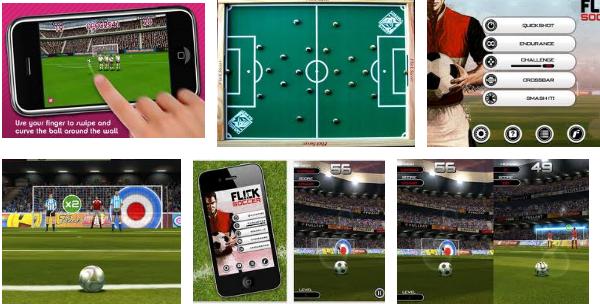 Flick Soccer apk
