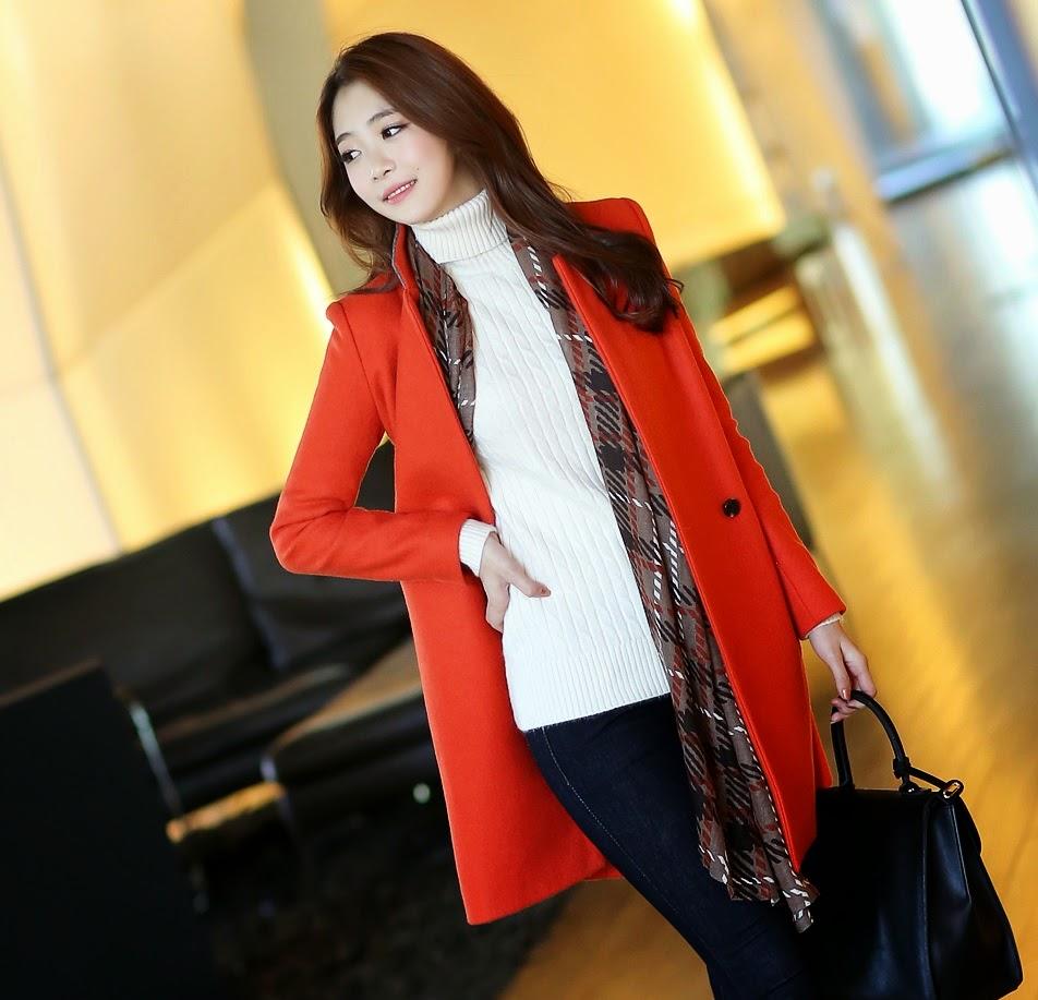 Blazer para mujer moda coreana