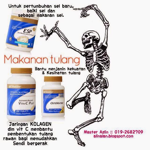 tulang, sendi,kolagen, vitamin c