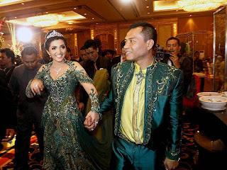 Acara perkawinan Anang-Ashanty