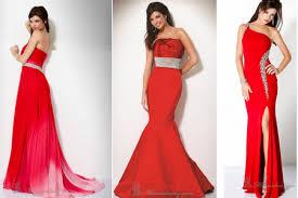 modelo de vestido de festa vermelho - fotos, dicas e looks
