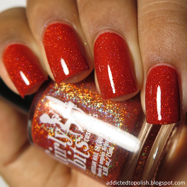 girly bits little red toque