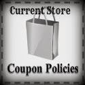 Current Store Coupon Policies