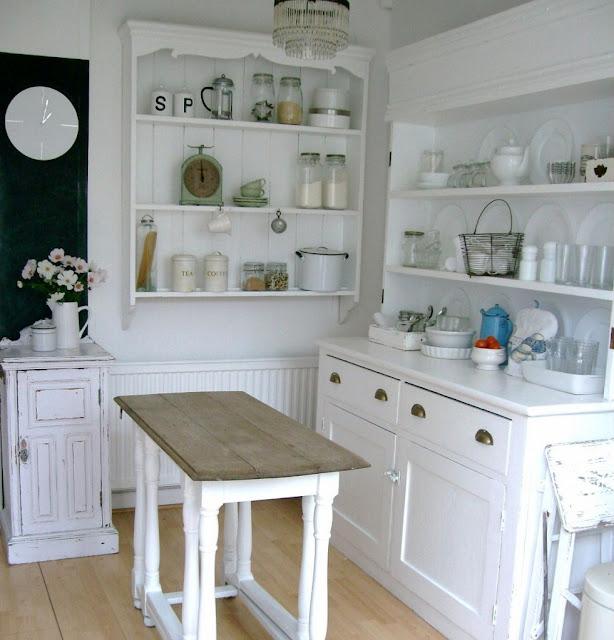 Kitchen Worktops Freestanding: The Fisherman's Cottage: My Kitchen