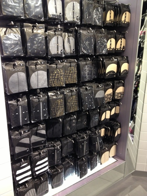 top shop vancouver tights wall, funky tights