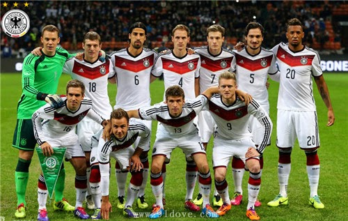 2014 FIFA World Cup : Germany vs Portugal