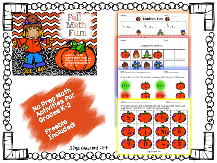 http://www.teacherspayteachers.com/Product/No-Prep-Fall-Math-Fun-1450023