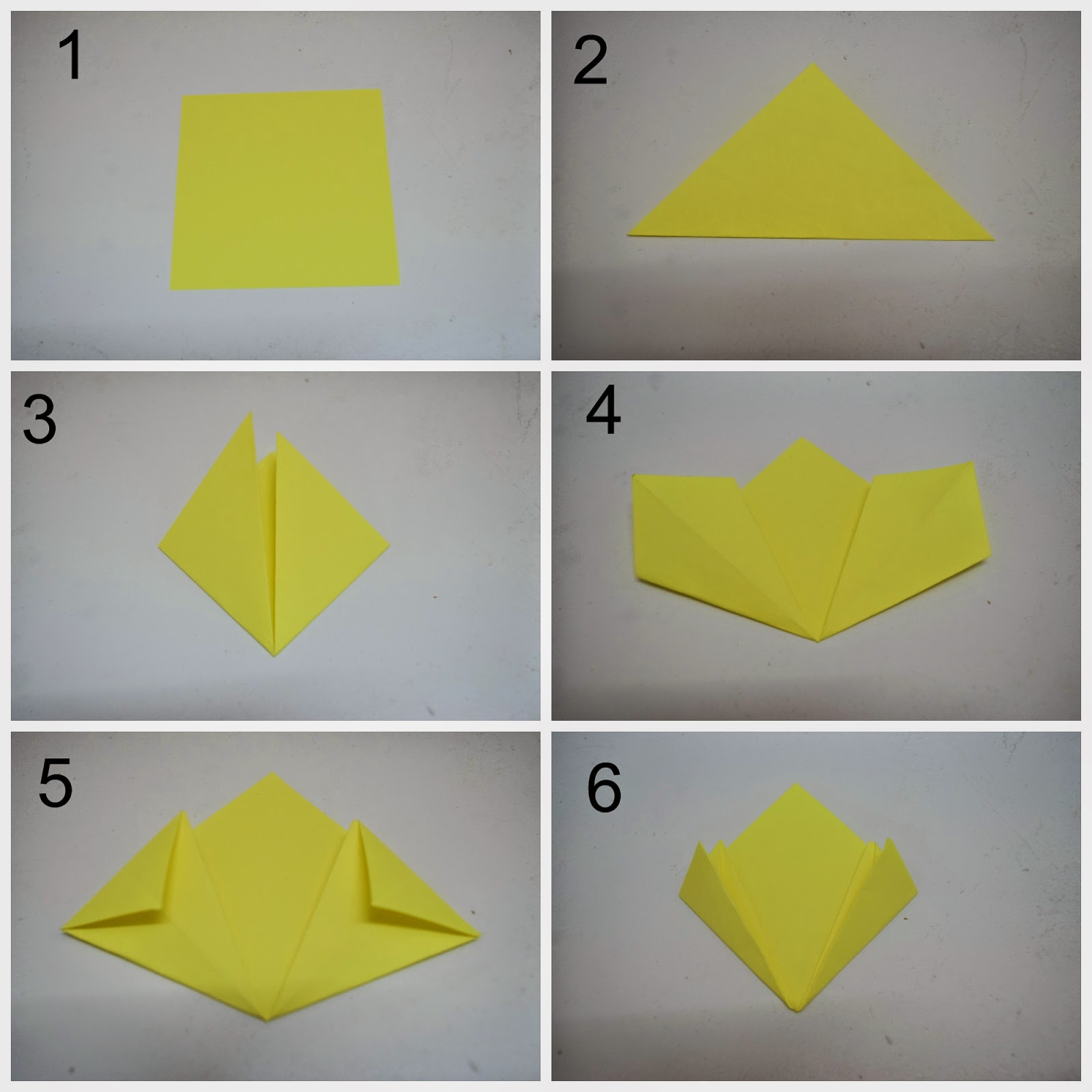 Keriitleto Real Diy How To Make Kudusama Origami Flower Updated