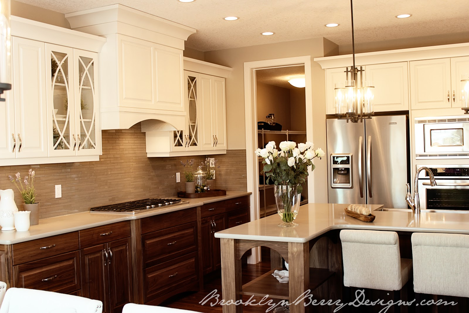 Aspen ii showhome in cranston dream kitchen design for Dream kitchen designs
