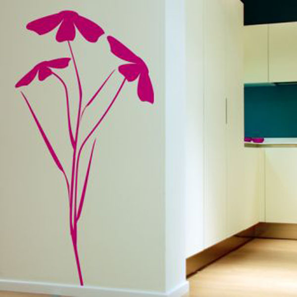 Office Interior Design wall stickers