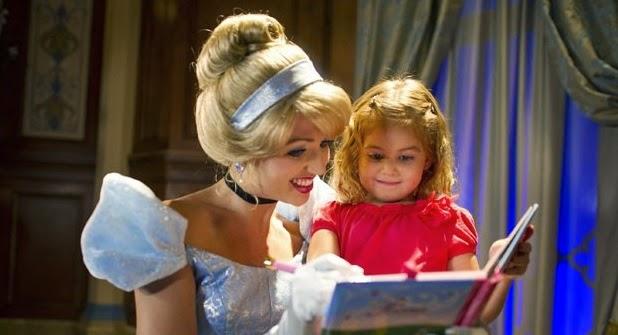 Onde encontrar as princesas da Disney
