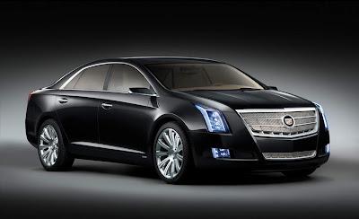 2013 Cadillac ATS Concept Ca