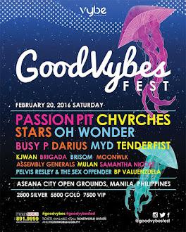 Goodvybes Festival 2016